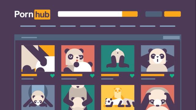 Pornhub Panda Style | STASH MAGAZINE