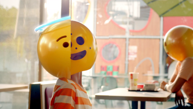Behind the Scenes of McDonalds Emojis Ad