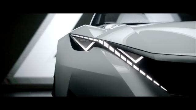 Amon Tobin Helps Peugeot Design the Fractal Concept