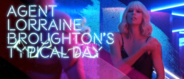 Adult Swim Atomic Blonde   STASH MAGAZINE