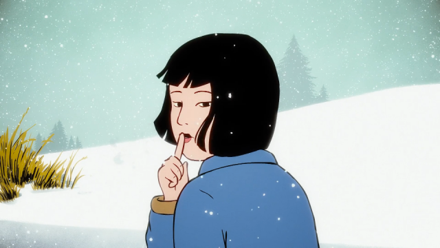 Snow Girl Short film | STASH MAGAZINE