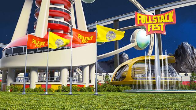 Fullstack Barcelona | STASH MAGAZINE