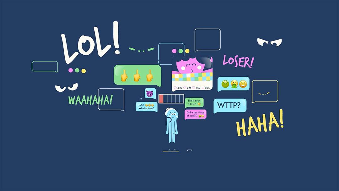 MySocialLife Cyberbullying by 3rdfloor | STASH MAGAZINE