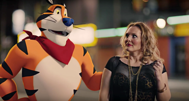 Tony the Tiger is Back! Sort of.