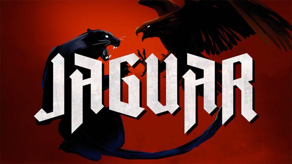 Netflix-Jaguar-Titles-MonoGrafo | STASH MAGAZINE