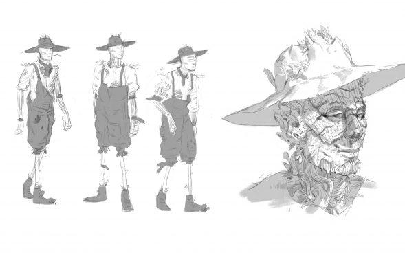 Robot & Scarecrow short film | STASH MAGAZINE