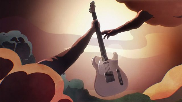 Fender: The Mystical Journey of Jimmy Page's '59 Telecaster by Nexus | STASH MAGAZINE