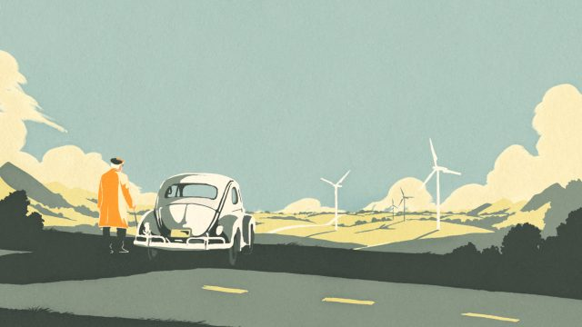 VW Beetle The Last Mile Nexus Studios | STASH MAGAZINE