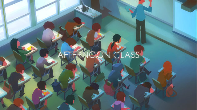 Afternoon Class animated short film | STASH MAGAZINE