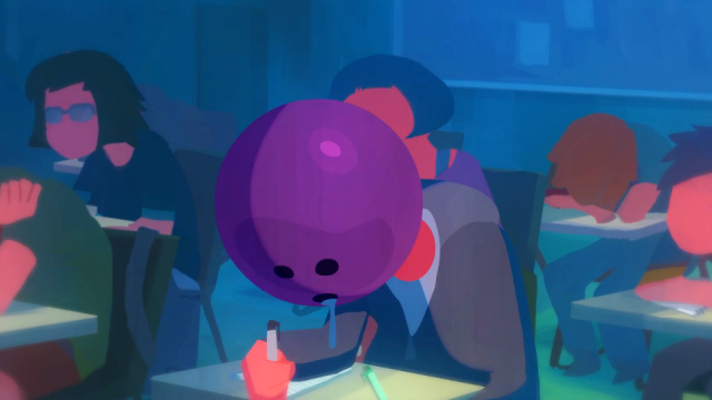 Afternoon Class animated short film | STASH MAGAZINE