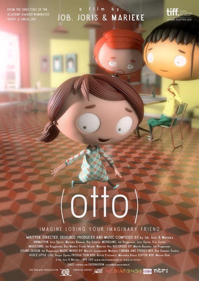 Otto animated Short film Job, Joris & Marieke | STASH MAGAZINE