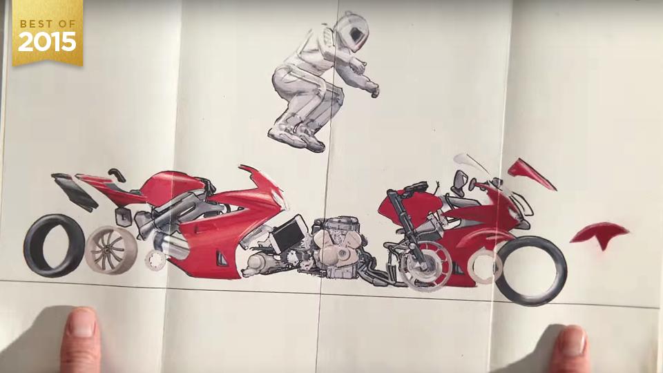 PES Honda Paper | STASH MAGAZINE