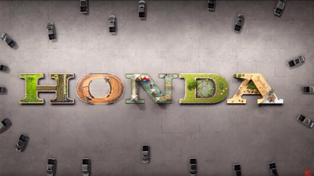 PES: Honda