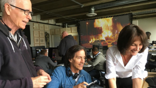 VFX veterans John Hughes and Helena Packer Launch PHD with director Kevin Donovan
