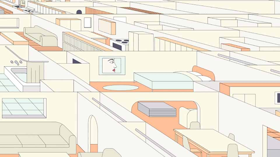 "Bronswick ""Mes Automatismes"" Music Video by Pierre-Nicolas Riou | STASH MAGAZINE"
