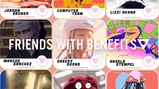 Friends Electric Launches new Collaborators roster Friends With Benefits