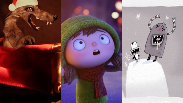 Holiday Films Vol. 3: Passion Animation Studios