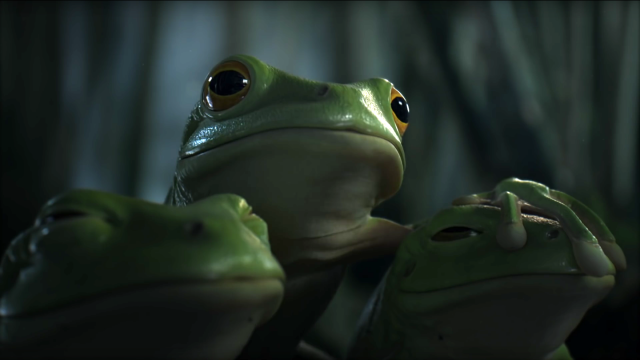 McDonalds Frog | STASH MAGAZINE