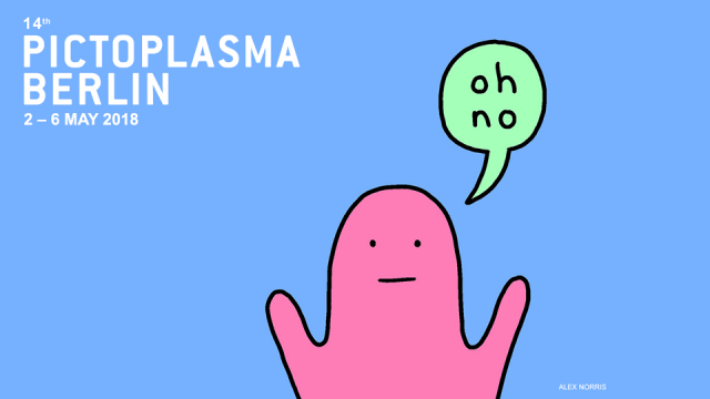 Get Ready for Pictoplasma Berlin 2018
