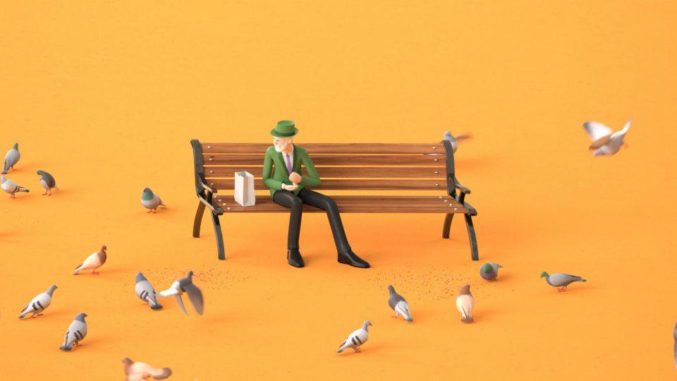 PayPal Ubiquity animated campaign | STASH MAGAZINE