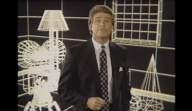 Travel back to 1990 with this Pixar Marketing Tape