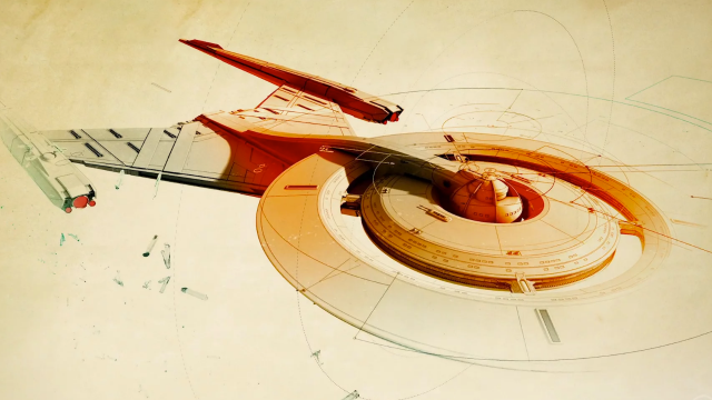 Prologue Goes Boldly with Star Trek: Discovery Main Titles