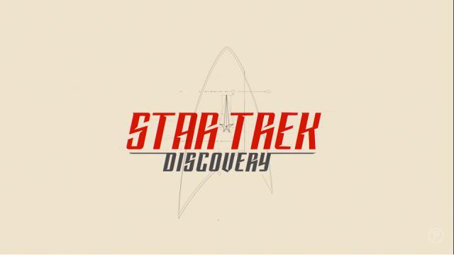 Star Trek Discovery titles | STASH MAGAZINE