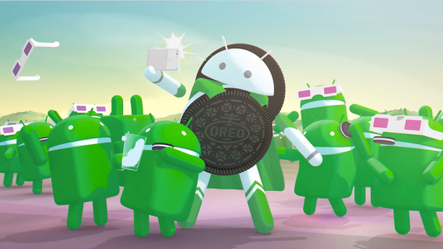 Android 8.0 Oreo Superhero Arrives Courtesy of Psyop