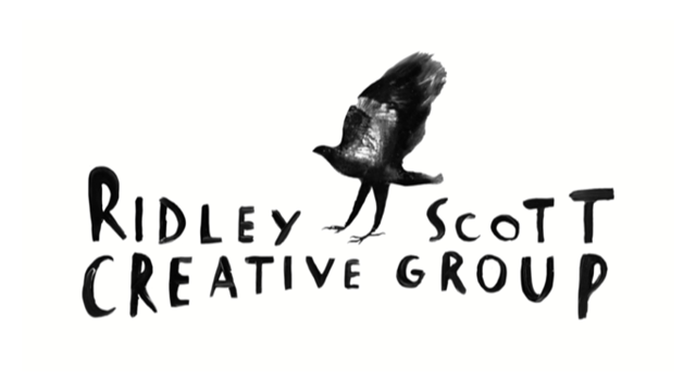 Ridley Scott Creative Group Logo | STASH MAGAZINE