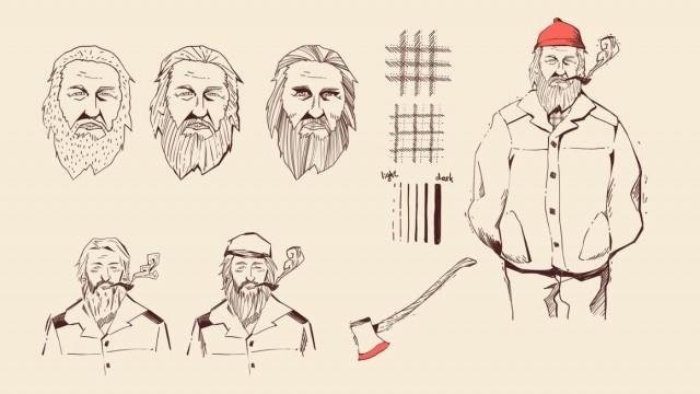Roger Mountain Men   STASH MAGAZINE