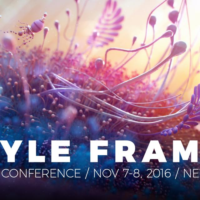 STYLE FRAMES design conference | STASH MAGAZINE