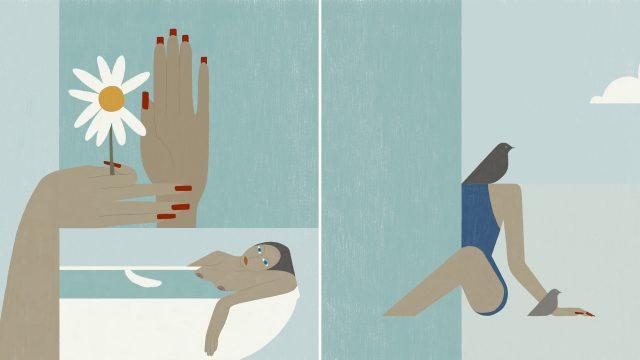 Sofia Pashaei Explores Womanhood in