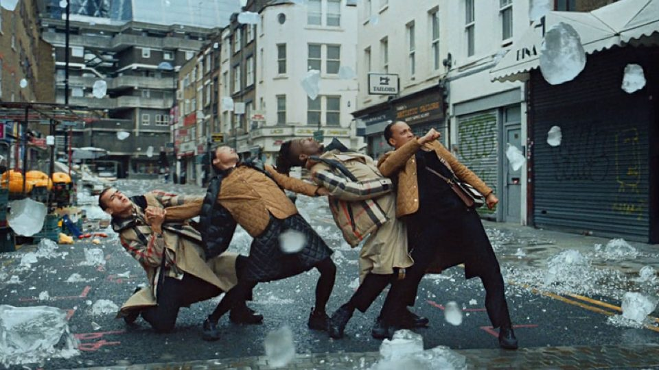 Burberry Festive 2020 commercial by Megaforce and MPC | STASH MAGAZINE