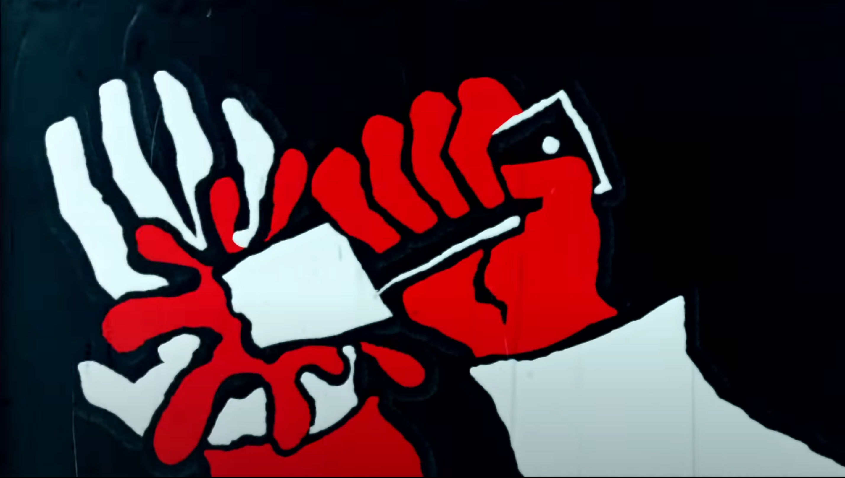 The White Stripes Let's Shake Hands Music Video by Wartella | STASH MAGAZINE