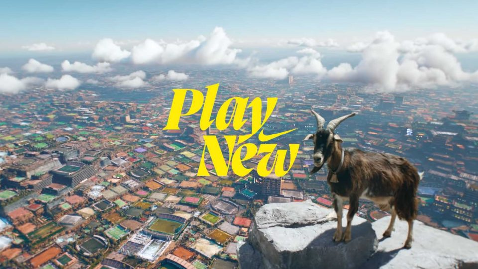 """Nike """"The Land of New Football"""" by Felix Brady and The Mill 