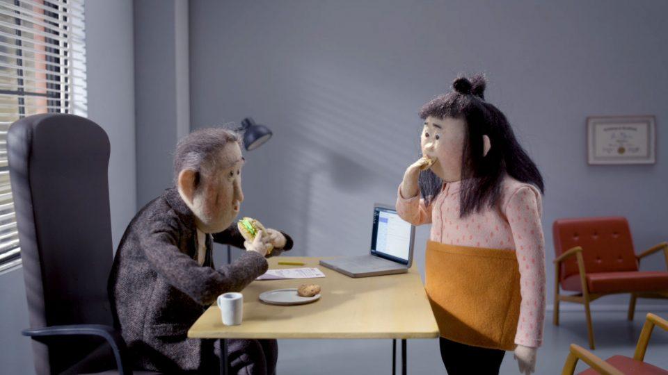 "Global Women ""Career Limiting"" IWD Spot by Anna Mantzaris   STASH MAGAZINE"
