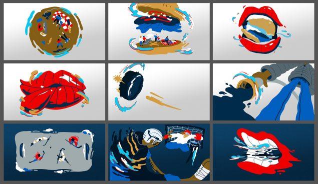 Sportsnet Matt Dumba's Stanley Cup Commercial   STASH MAGAZINE