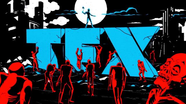 Superestudio TFX rebrand IDs | STASH MAGAZINE