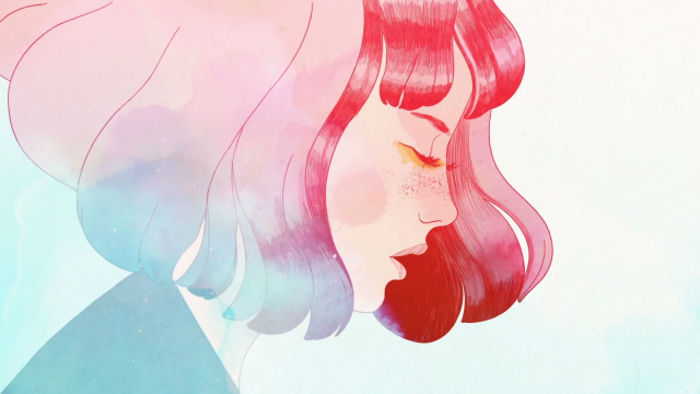 Gris: A Beautiful Game from Nomada and Conrad Roset