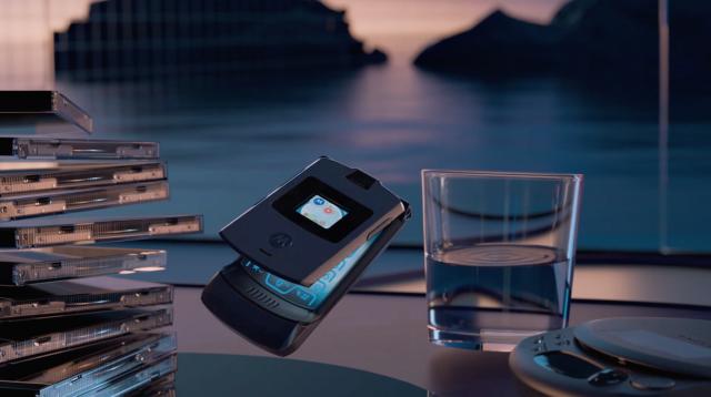 Flipping for Foldable: Motorola Razr 2019 Launch Film