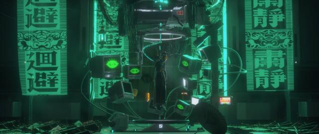 Pause Originals - Cyberpunk Shaihaiching by Lei Alucard | STASH MAGAZINE