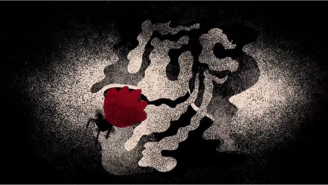 Carlotta's Face animated short film | STASH MAGAZINE