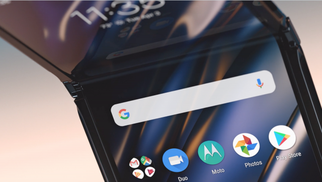 Motorola Razr 2019 commercial   STASH MAGAZINE