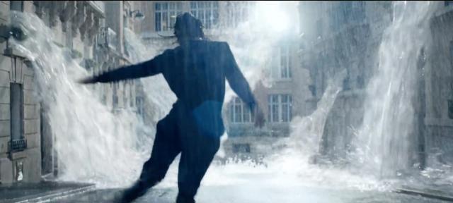 The Avener Under The Waterfall music video   STASH MAGAZINE