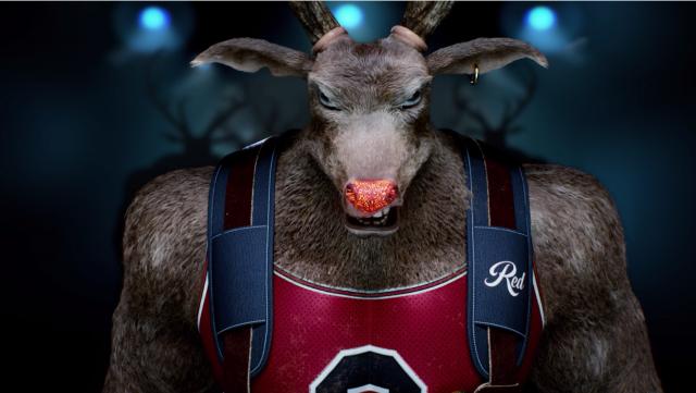 Ritzy Animation RED holiday film | STASH MAGAZINE