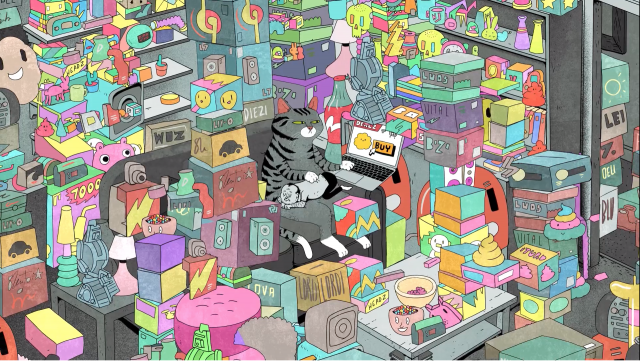 The Turning Point 17 hours agoMore  Steve Cutts