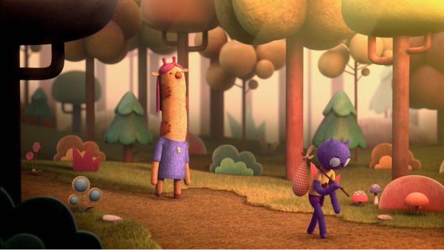Stuffed animated short film   STASH MAGAZINE