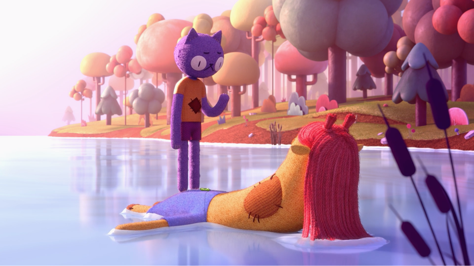 Stuffed animated short film | STASH MAGAZINE