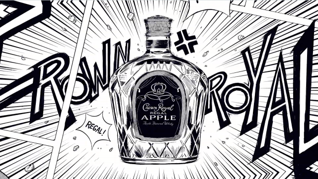 Crown Royal Apple by Golden Wolf | STASH MAGAZINE