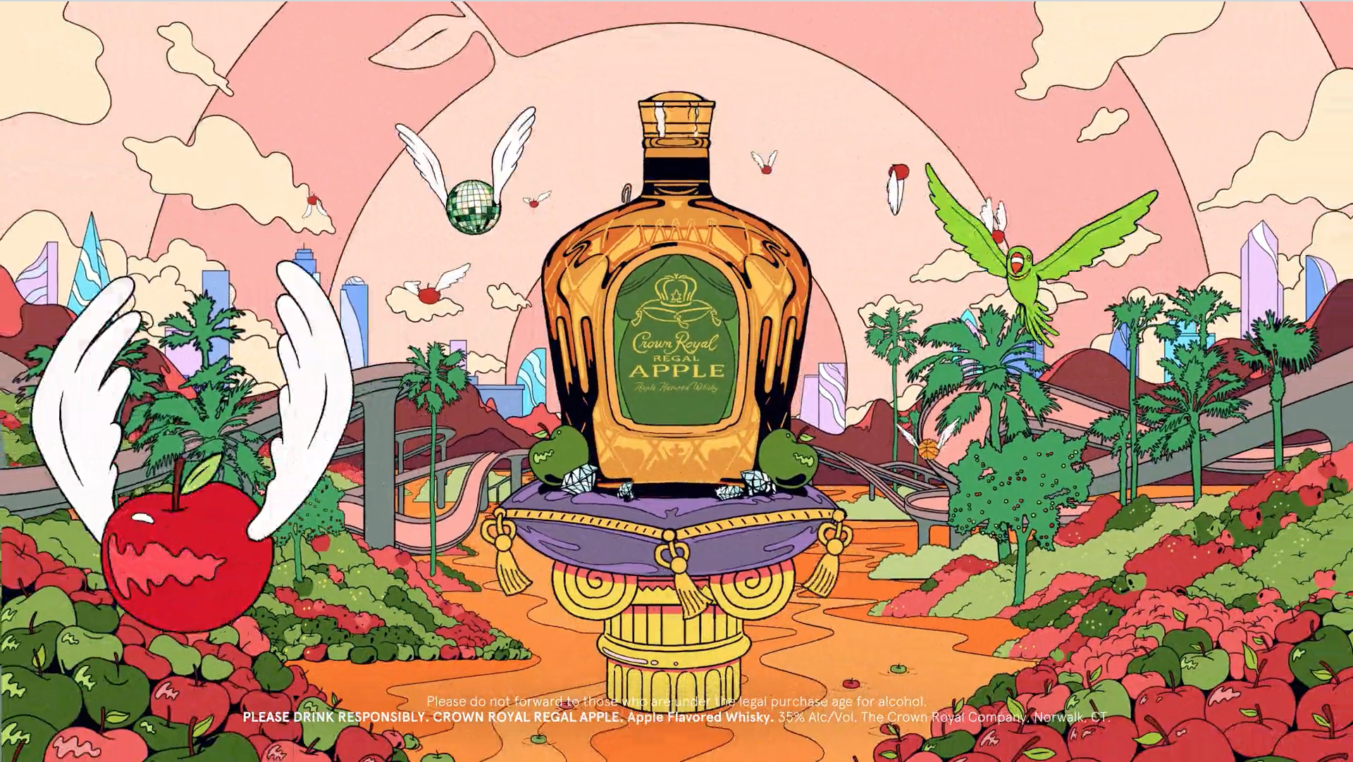 Trippin On Crown Royal Apple With Golden Wolf Stash Magazine Motion Design Stash All png & cliparts images on nicepng are best quality. trippin on crown royal apple with
